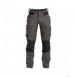 Pantalon Extensible Gris
