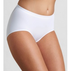 Culotte Haute Shape H Maxi Blanc
