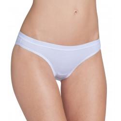 Culottes Basic+ Mini Par 4 Blanc