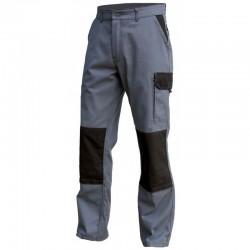 Pantalon Gris Noir