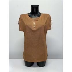 T-shirt Viscose Polyester