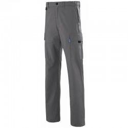 Pantalon de travail Coton/Polyester Gris