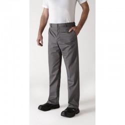 Pantalon de cuisine Gris